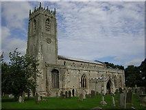 SK6287 : Blyth Church by Richard Croft