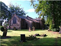 NZ5115 : St. Cuthbert's Church, Marton by Mick Garratt