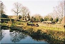 TQ4570 : Scadbury Park, Sidcup, Kent by Dr Neil Clifton