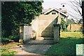 TQ4463 : Eton Fives court, High Elms, Farnborough, Kent by Dr Neil Clifton