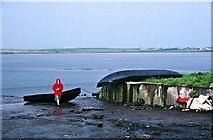 Q9566 : Beach/Harbour at Doonbeg by Christine Matthews