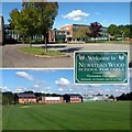 TQ4465 : Newstead Wood School, Orpington, BR6 by Philip Talmage