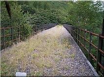 ST2192 : Hall's Viaduct, Crosskeys, Caerphilly. by Ralph Rawlinson