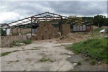 SO6034 : Wessington Farm by Philip Halling