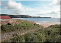 SS0197 : Pembrokeshire Coastal Path by Dennis Turner