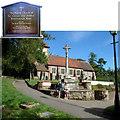 TQ4464 : St Giles Church, Farnborough, Kent BR6 by Philip Talmage