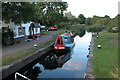 SO8661 : Droitwich Canal at Ladywood by Philip Halling