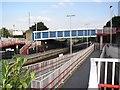SE1422 : Brighouse Station by Humphrey Bolton