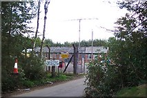 SU9453 : Cobbett Hill Radio Station by Ron Strutt