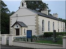 J1267 : Ballinderry Moravian Church by Brian Shaw