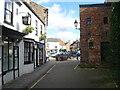 SE8049 : Market Place, Pocklington by Ian Lavender