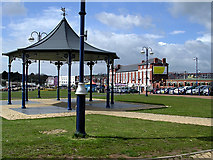 ST1166 : Barry Island by Mike Williams