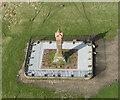 NY3260 : King Edward I Monument, Solway, Cumbria by Simon Ledingham