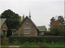 NT0376 : School, Kingscavil by Richard Webb