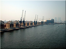 TQ4080 : Royal Victoria Dock, London, E16 by Peter Jordan