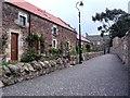NT5079 : Drem Village by Lee Kindness