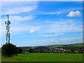 TQ3109 : Communications mast, Patcham by Simon Carey