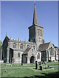 SU0364 : BISHOPS CANNINGS  Wiltshire by ChurchCrawler
