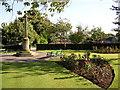 SE1426 : War Memorial Garden, Norwood Green by Humphrey Bolton