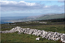 M1204 : Western coastline of The Burren from Dereen West by Dr Charles Nelson