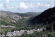 M2802 : Glen of Clab, The Burren, County Clare by Dr Charles Nelson