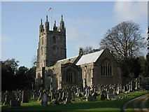 ST4971 : Wraxall (Somerset) All Saints Church by ChurchCrawler