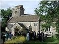 ST7568 : Swainswick (Somerset) St Mary's Church by ChurchCrawler