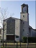 ST5969 : Filwood, Bristol, Christ the King Catholic Church by ChurchCrawler