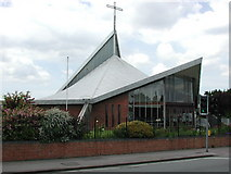 ST6168 : Whitchurch, Bristol, St Bernadette's Catholic Church by ChurchCrawler
