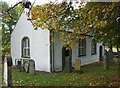 NH4591 : Croick Old Parish Church by J M Briscoe