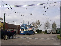 SE7408 : The Trolley Bus Museum At Sandtoft by Jon Clark