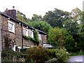SJ9893 : Hodge Fold Cottages, Broadbottom by Stephen Burton