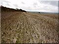 SW7942 : Field in winter by Sheila Russell