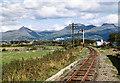 SH5739 : Porthmadog: Welsh Highland Railway by Martin Bodman