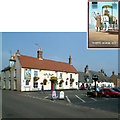 TL3668 : The White Horse Inn, Swavesey CB4 by Philip Talmage