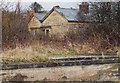 SM9529 : Letterston station, North Pembrokeshire by Ralph Rawlinson