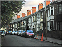 SK5907 : Vicarage Lane, Belgrave, Leicester by Kate Jewell