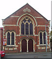 TF4907 : Methodist Church, Gaultree. by Dr Charles Nelson