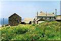 SW3935 : Morvah: Lower Chypraze Farm by Martin Bodman