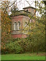 SD6911 : Aviary Tower, Moss Bank Park by Jon Royle