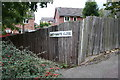 SK5608 : Laithwaite Close, Leicester by Kate Jewell