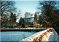 SJ8257 : Odd Rode Church by John Naisbitt