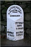 SE0024 : Milestone, Cragg Road by Mark Anderson