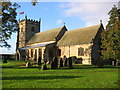 TA0253 : St Peter's Church, Hutton Cranswick by Stephen Horncastle