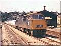 SX1059 : D1026 on China Clay 'Hood' wagons by mark harrington