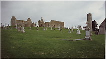 N0030 : Clonmacnois, Co Offaly, Ireland by Rosemary Nelson