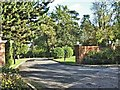 TL2800 : Woodgate Avenue, off Coopers Lane Road by Christine Matthews