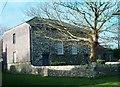 SM7926 : Chapel at Caerfarchell, Pembrokeshire by Patrick Mackie