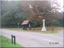 TL3745 : Meldreth War Memorial by Dennis Troughton