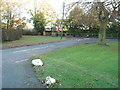 SJ7372 : Road Junction by Ian Warburton
